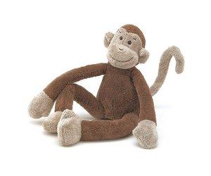 4bf0b81f951f41 Knuffel Slinger Aap Slackajack Monkey - Jellycat - KunstZinnig Kado- en  Woonwinkel
