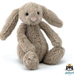 Jellycat Knuffeltje Konijn Bashful Bunny baby Beige - Jellycat