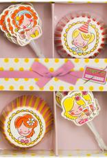 Blond Amsterdam Cupcake Decoratie - Blond Amsterdam