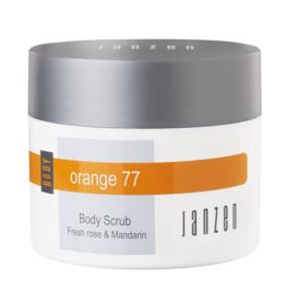 JANZEN Body Scrub Orange 77 200ml - JANZEN
