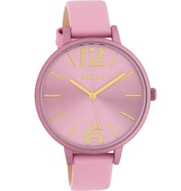 OOZOO Horloge zacht roze/goud 42mm C10441 - OOZOO