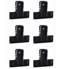 vtwonen Set van 6 Clips Medium 5x4,5cm - vtwonen