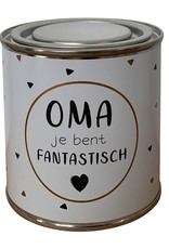 "The Big Gifts Snoepblikje ""Oma"" - The Big Gifts"