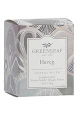 GreenLeaf Haven Geurkaars 15 branduren - GreenLeaf