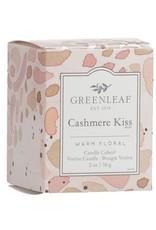 GreenLeaf Cashmere Kiss Geurkaars 15 branduren - GreenLeaf