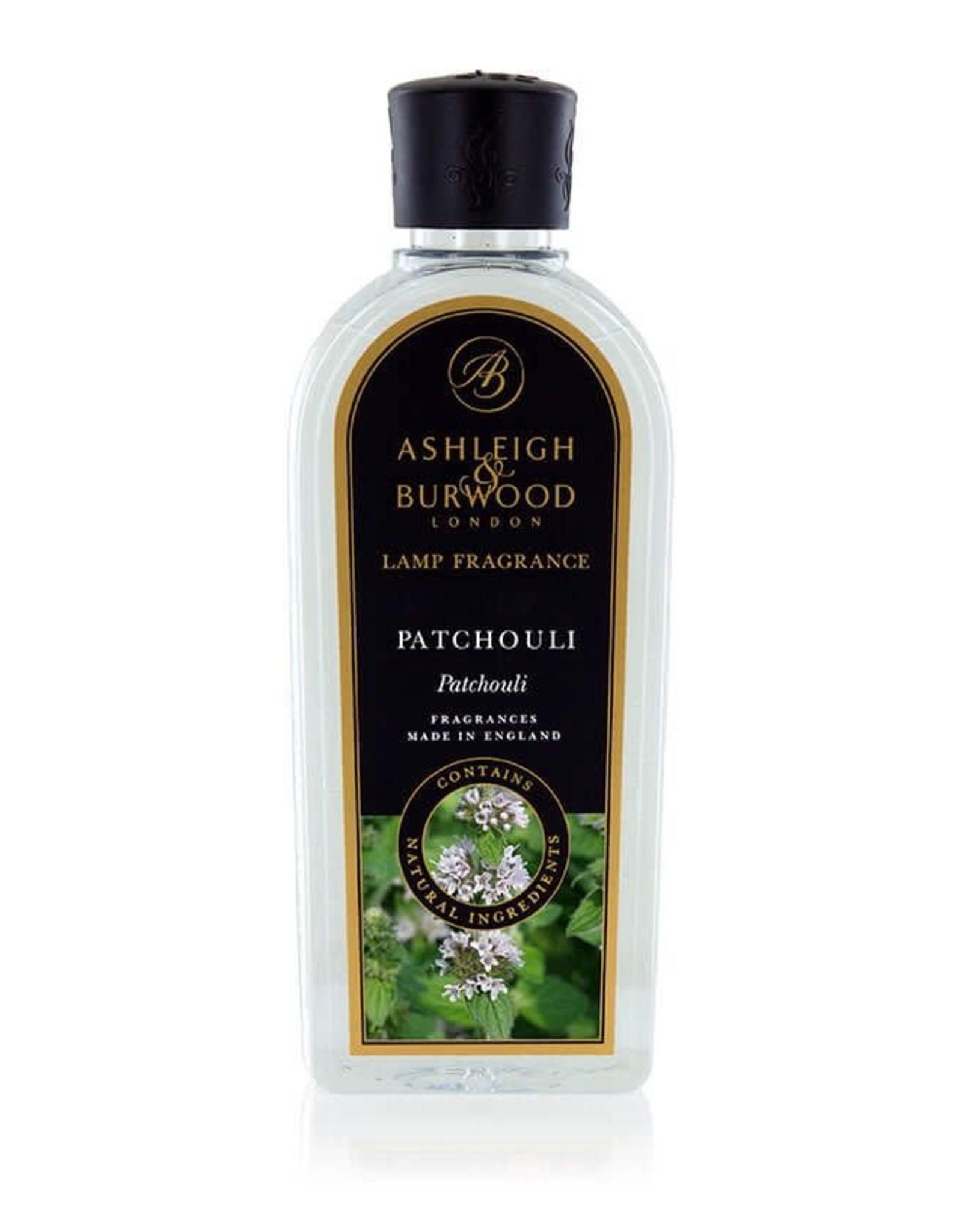 Ashleigh & Burwood Patchouli 250ml Geurlampolie - Ashleigh & Burwood