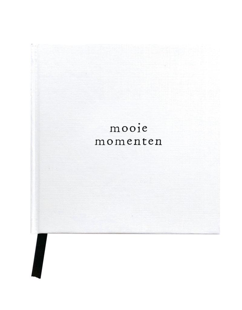 IkPakJeIn Notitieboek Mooie Momenten 18x18cm - IkPakJeIn