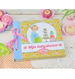 Pauline Oud Mijn Babyshower invulboek - Pauline Oud