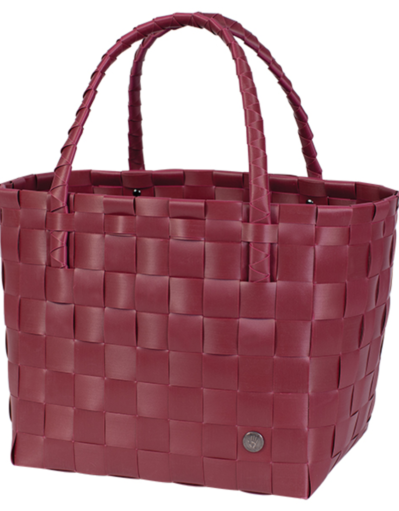 "Handed By Shopper ""Paris"" Burgundy - Handed By"