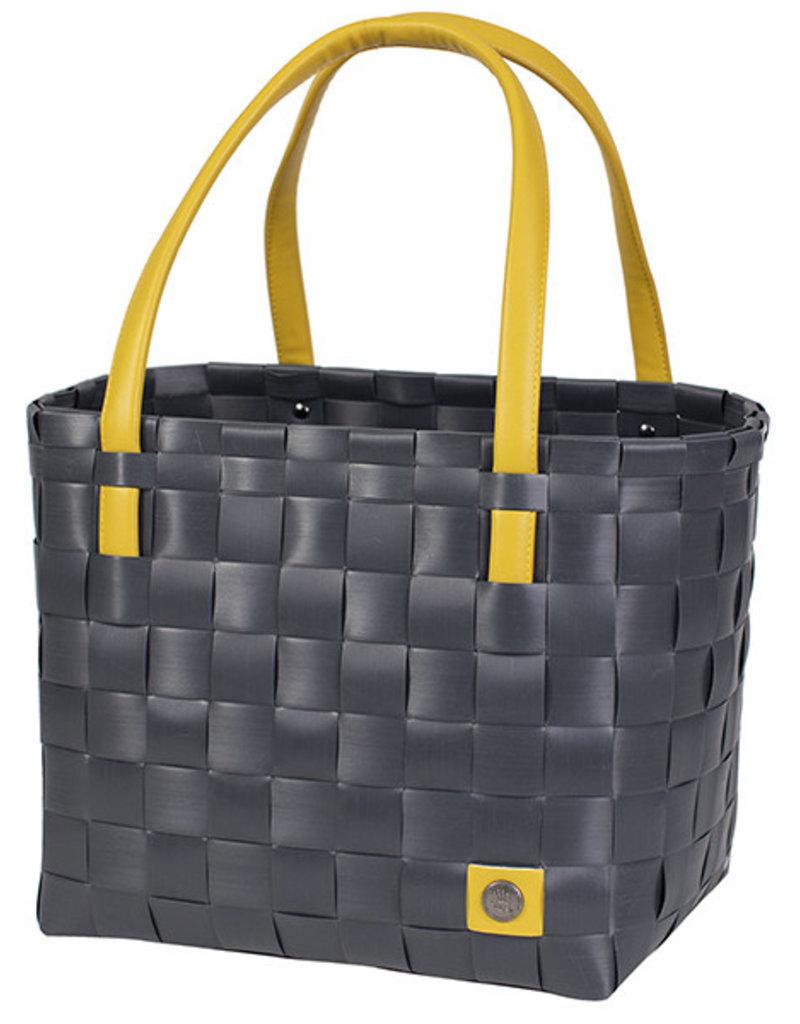 "Handed By Shopper ""Color Block"" dark grey - Handed By"