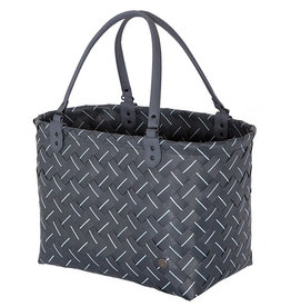 "Handed By Shopper ""Luxury"" dark grey - Handed By"