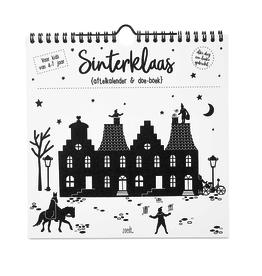 Zoedt Sinterklaas Aftelkalender en Doe-Boek - Zoedt