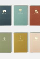 House of Products Verjaardagskalender Icons