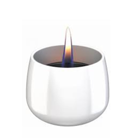 Tenderflame Crocus Glass wit (tafelhaard) - Tenderflame