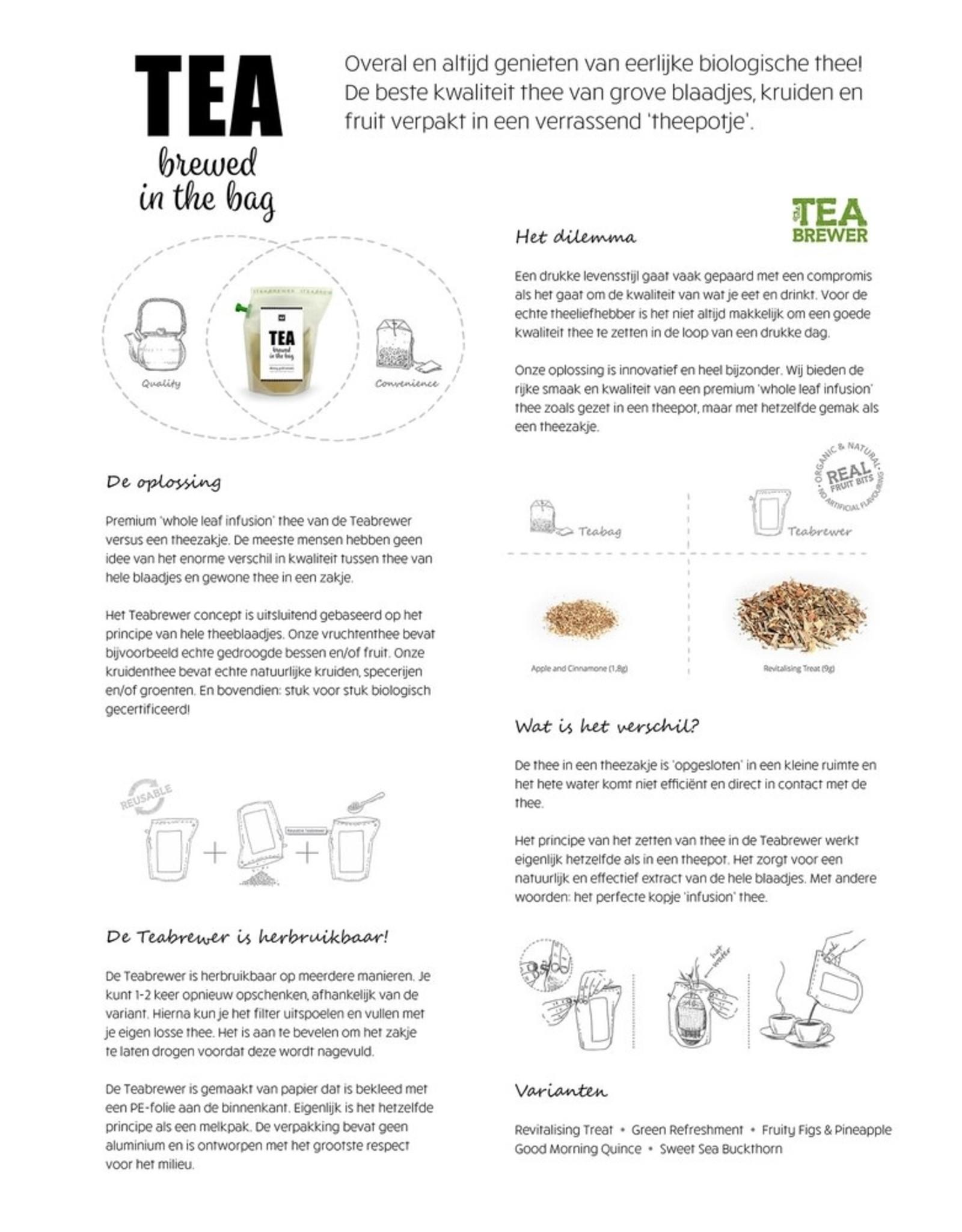 LIV 'N TASTE Sint - TeaBrewer Gift