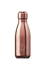 Chilly's Bottles Chilly's Bottle Rose Gold 260ml - Chilly's Bottles