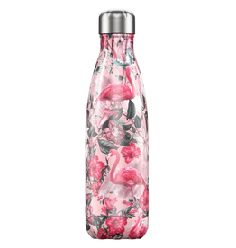 Chilly's Bottles Chilly's Bottle Flamingo 500ml - Chilly's Bottles