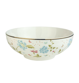 Laura Ashley Schaal 23cm Elveden wit - Laura Ashley