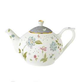 Laura Ashley Theepot Elveden wit 1,6L - Laura Ashley