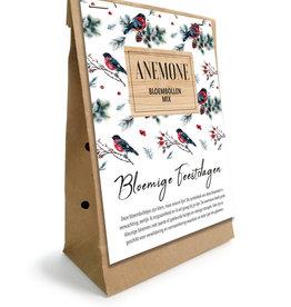 Bloemige Feestdagen - Anemone Bloembollen Mix wit
