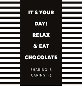 LIV 'N TASTE It's Your Day! - Chocoladewens
