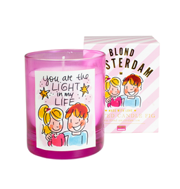 Blond Amsterdam Geurkaars You are The Light in My Life - Blond Amsterdam