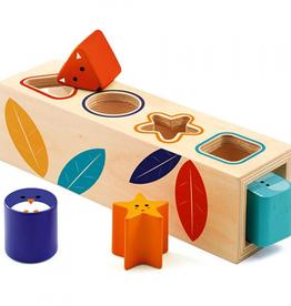 Djeco Sorteer Box Boita Basic +18mnd - Djeco