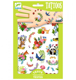Djeco Tattoos Happy Spring - Djeco