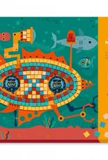 Djeco Mozaiëk Kunst op Nummers Topracers