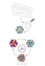 Djeco Kleurplaten Mandala's in Bloemvorm - Djeco