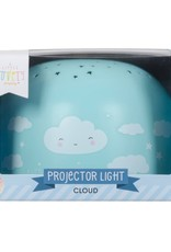 A Little Lovely Company Projector lamp Wolk - A Little Lovely Company