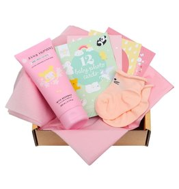 "A Little Lovely Company Baby Giftbox ""Welcome Little Girl (S) - A Little Lovely Company"