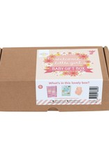"""A Little Lovely Company Baby Giftbox """"Welcome Little Girl (S) - A Little Lovely Company"""