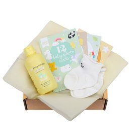 "A Little Lovely Company Baby Giftbox ""Welcome Little Baby (S) - A Little Lovely Company"