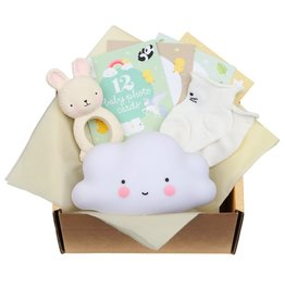 "A Little Lovely Company Baby Giftbox ""Welcome Little Baby - A Little Lovely Company"