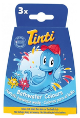 Badwaterkleur voor in Bad - Tinti