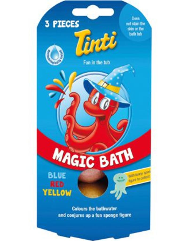 Magische Badballen - Tinti - incl. verrassingen