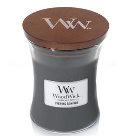 "WoodWick Kaars WoodWick ""Evening Bonfire"" medium - WoodWick"