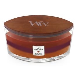 """WoodWick Kaars WoodWick """"Autumn Harvest"""" Ellipse - WoodWick"""