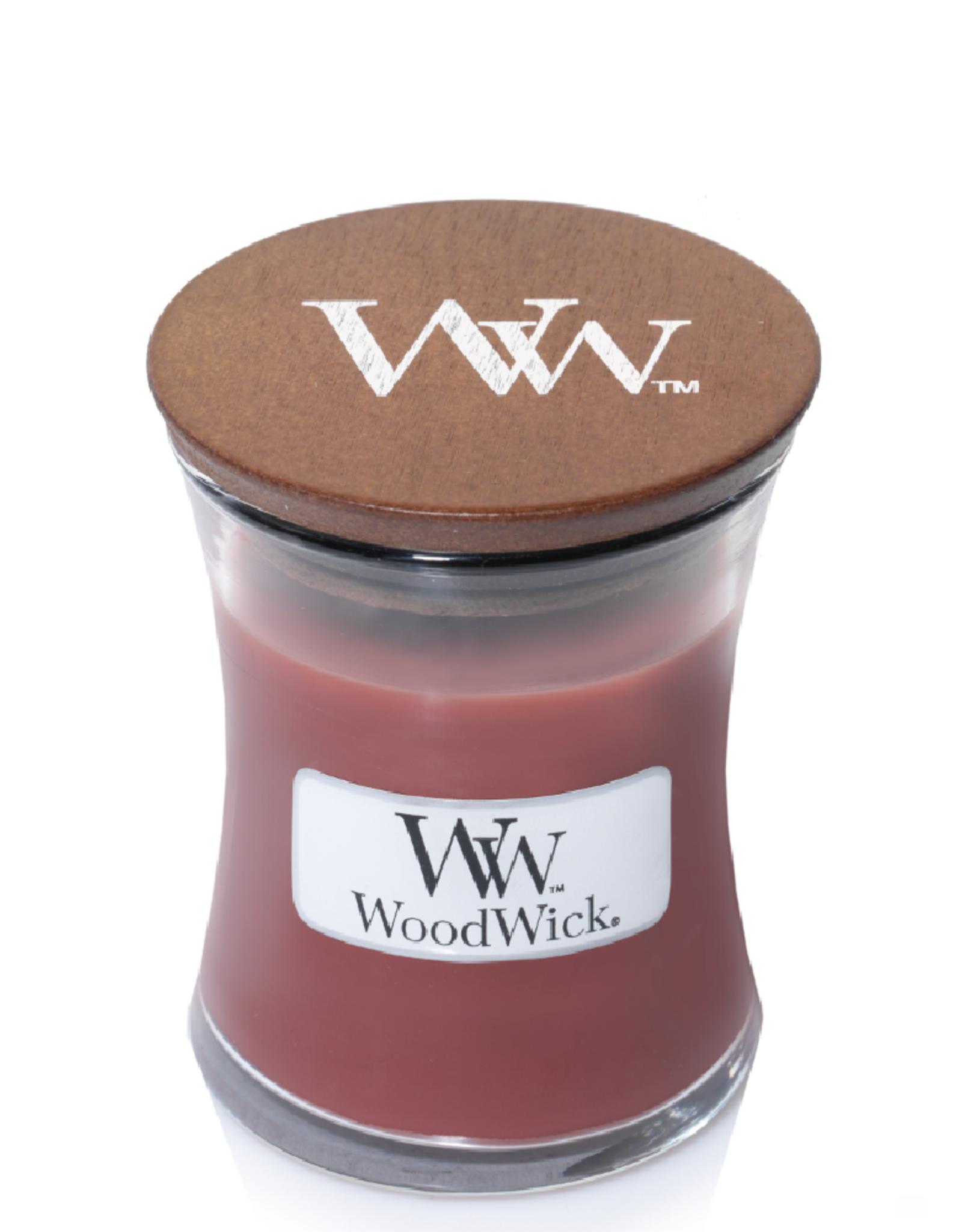 "WoodWick Kaars WoodWick ""Redwood"" mini - WoodWick"