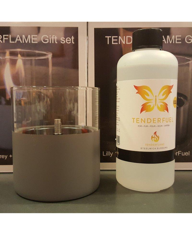 Tenderflame Tenderflame Giftbox Lilly donker Grijs - Tenderflame