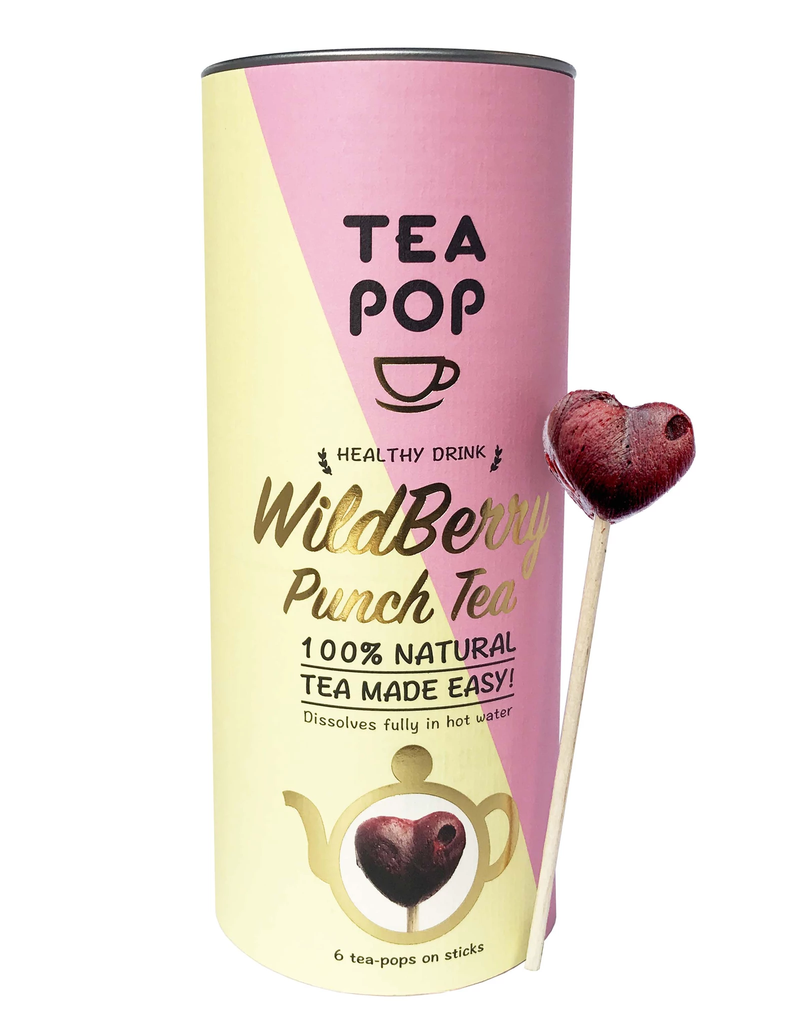 Tea Pop Wildberry Punch Tea