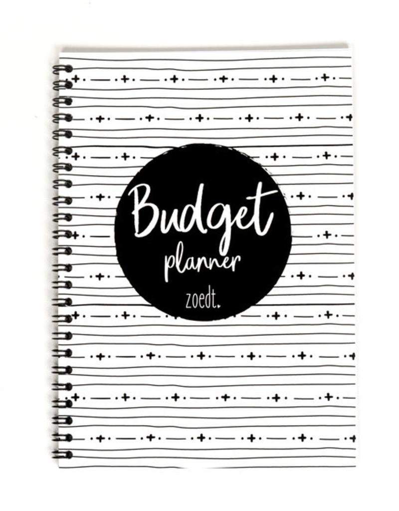 Zoedt Budget Planner - Zoedt
