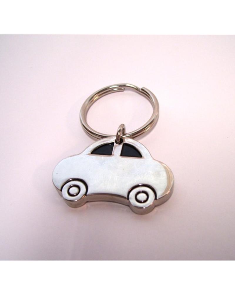 sleutelhanger Auto RVS - Don Estilo