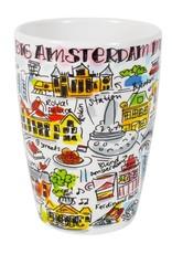 Blond Amsterdam Beker XL 0,5L City Amsterdam - Blond Amsterdam