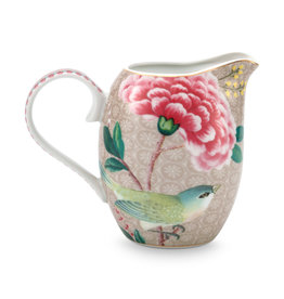 Pip Studio Melkkan Blushing Birds khaki 250ml - Pip Studio