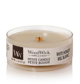 """WoodWick Kaars WoodWick """"White Honey"""" Petite - WoodWick"""