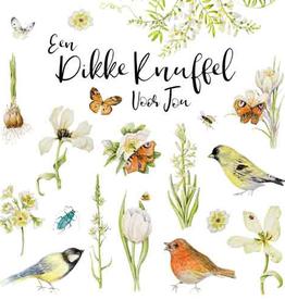 Wenskaart Een Dikke Knuffel voor Jou -  Janneke Brinkman