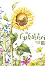 Wenskaart Een Opkikkertje voor Jou -  Janneke Brinkman
