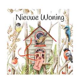 CadeauKaartje Nieuwe Woning -  Janneke Brinkman